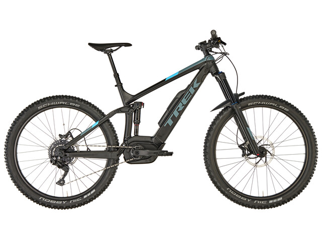 Trek Powerfly LT 4 Plus matte trek black